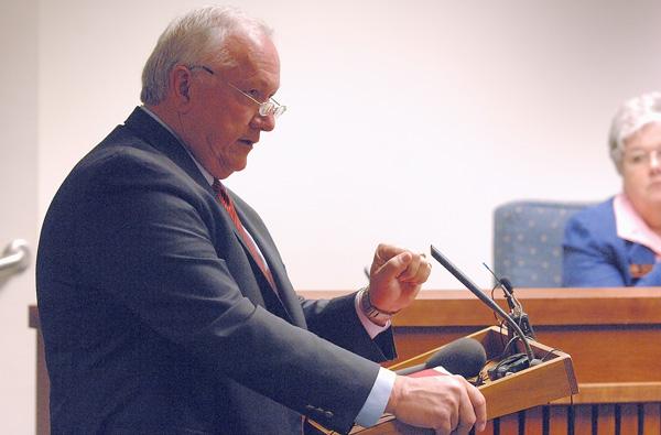 Arizona State Sen. Russell Pearce - Photo: www.JoseMunozPhotos.com