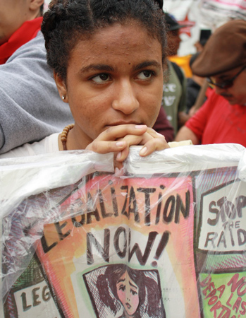 Activists React to Grim Diagnoses on Immigration Reform