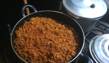 Jollaf rice